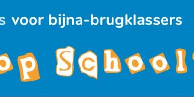 PLEZIER OP SCHOOL CURSUS VOOR BIJNA-BRUGKLASSERS IN DE STAD GRONINGEN EN IN OLDAMBT/WESTERWOLDE